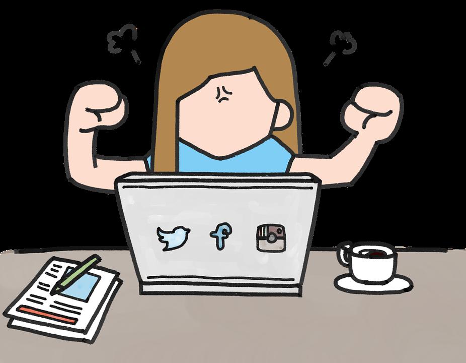 Les réseaux sociaux expliqués aux enfants