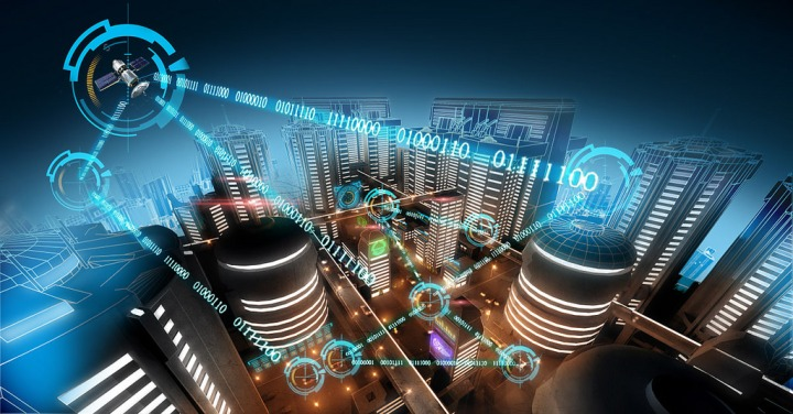 Smartcity : La métropoleintelligente