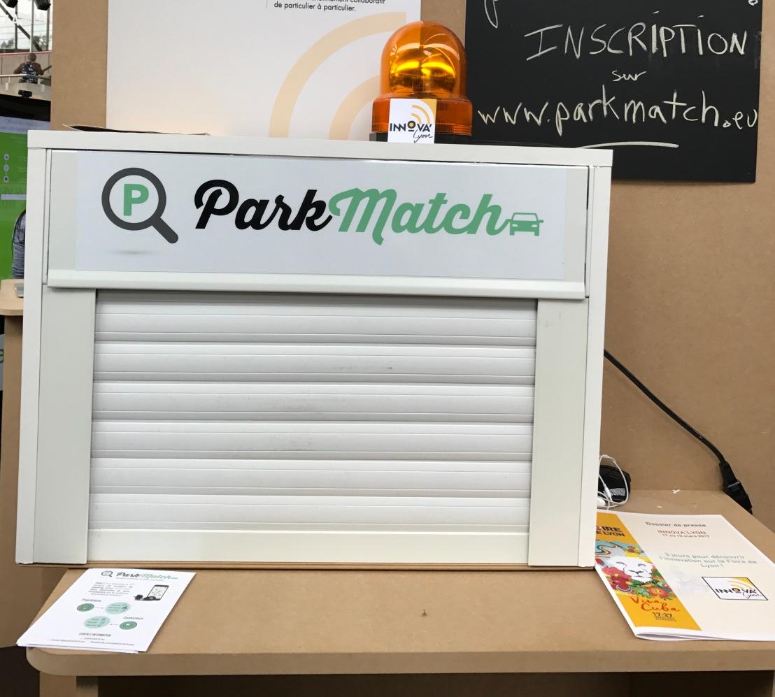 ParkMatch le 1er service de location de parking innovant entresparticuliers