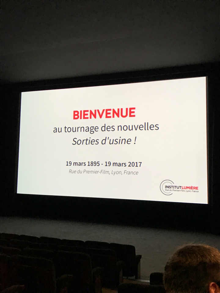 Sorties d'usine 2017 : Le remake made inLyon