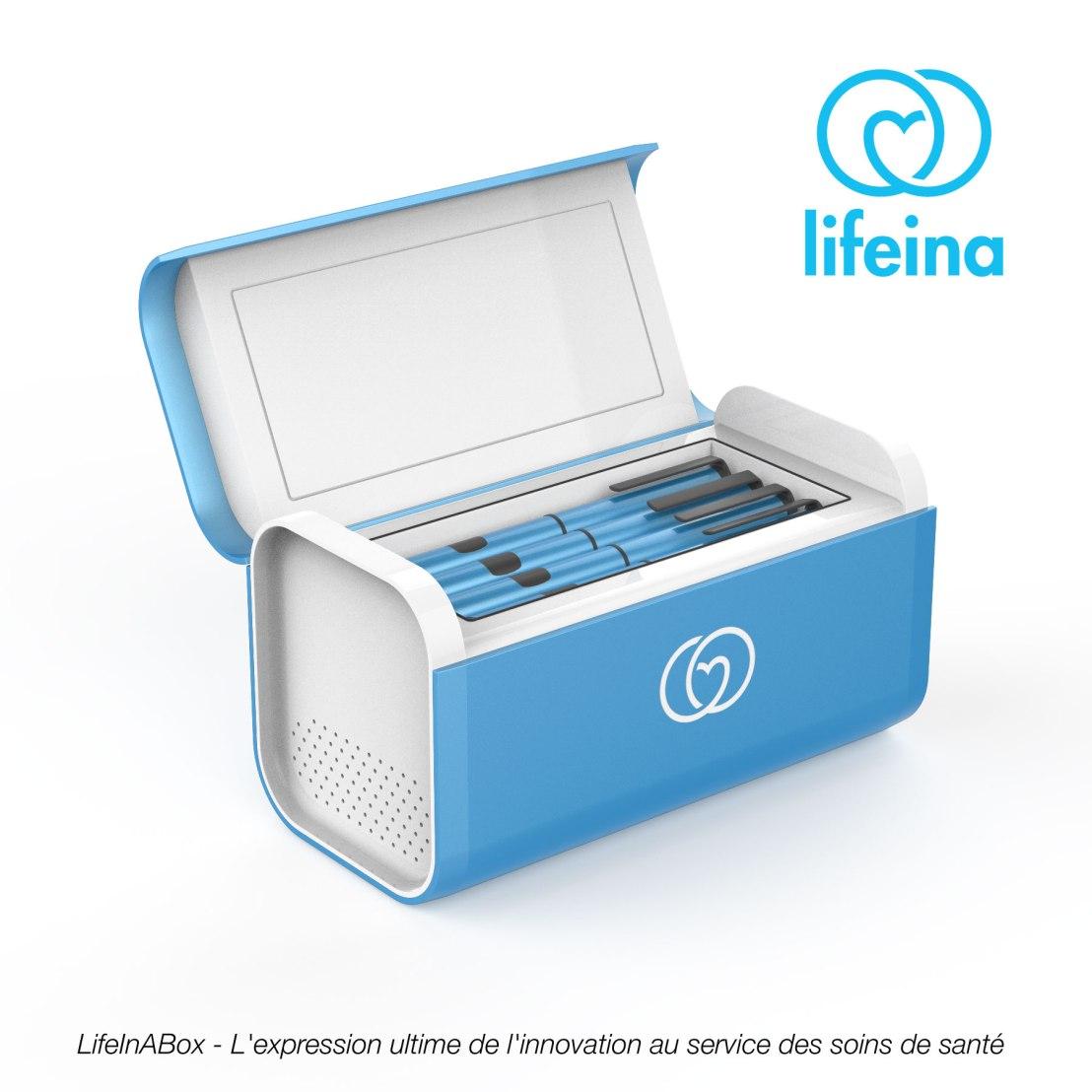 LifeInA Une start-up innovante au service de lasanté