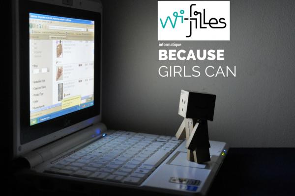 WI-FIlles une association qui forme les filles aucode