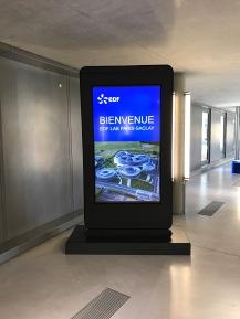 A la découverte de l'EDF Lab Paris-Saclay un site au service de l'innovation