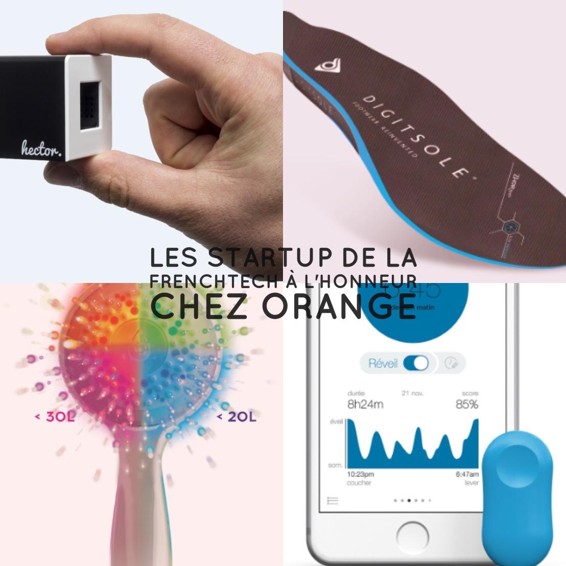 Les startup de la French Tech sont à l'honneur chez Orange!