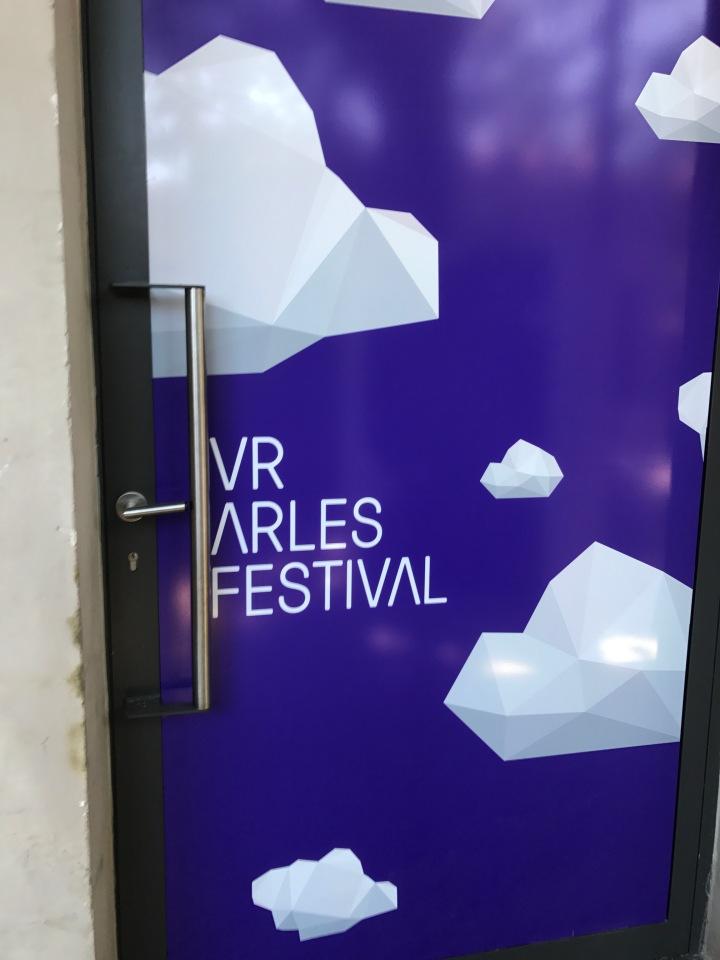 VR Arles Festival : La réalité virtuelle le futur du cinéma?