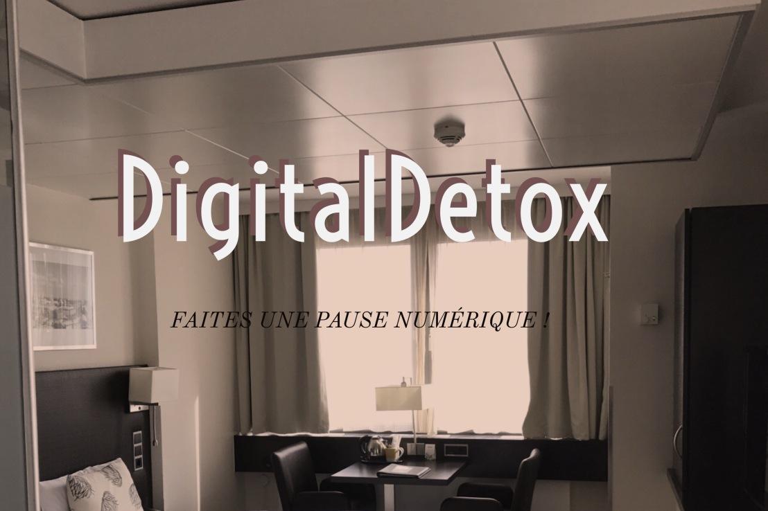 Digital Detox : Vivre sans smartphone c'est possible?