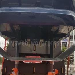 Le SeaBubble un taxi volant testé à Lyon