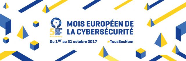 #TousSecNum «Nous sommes tous acteurs de la sécurité du numérique»