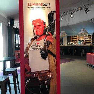 Festival lumière 2017 : La cérémonie d'ouverture bat son plein
