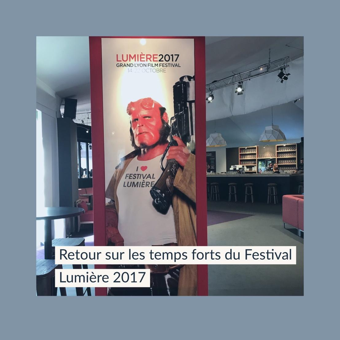 Festival lumière 2017 : La cérémonie d'ouverture bat sonplein