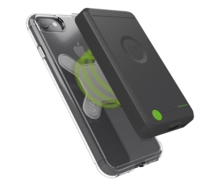 Exelium la première batterie externe aimantée à recharge sansfil