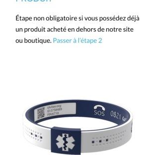 ID Vitae invente un bracelet SOS qui sauve la vie