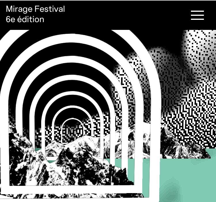 #MirageFestival le festival lyonnais dédié aux cultures numériques et aux créationsinnovantes