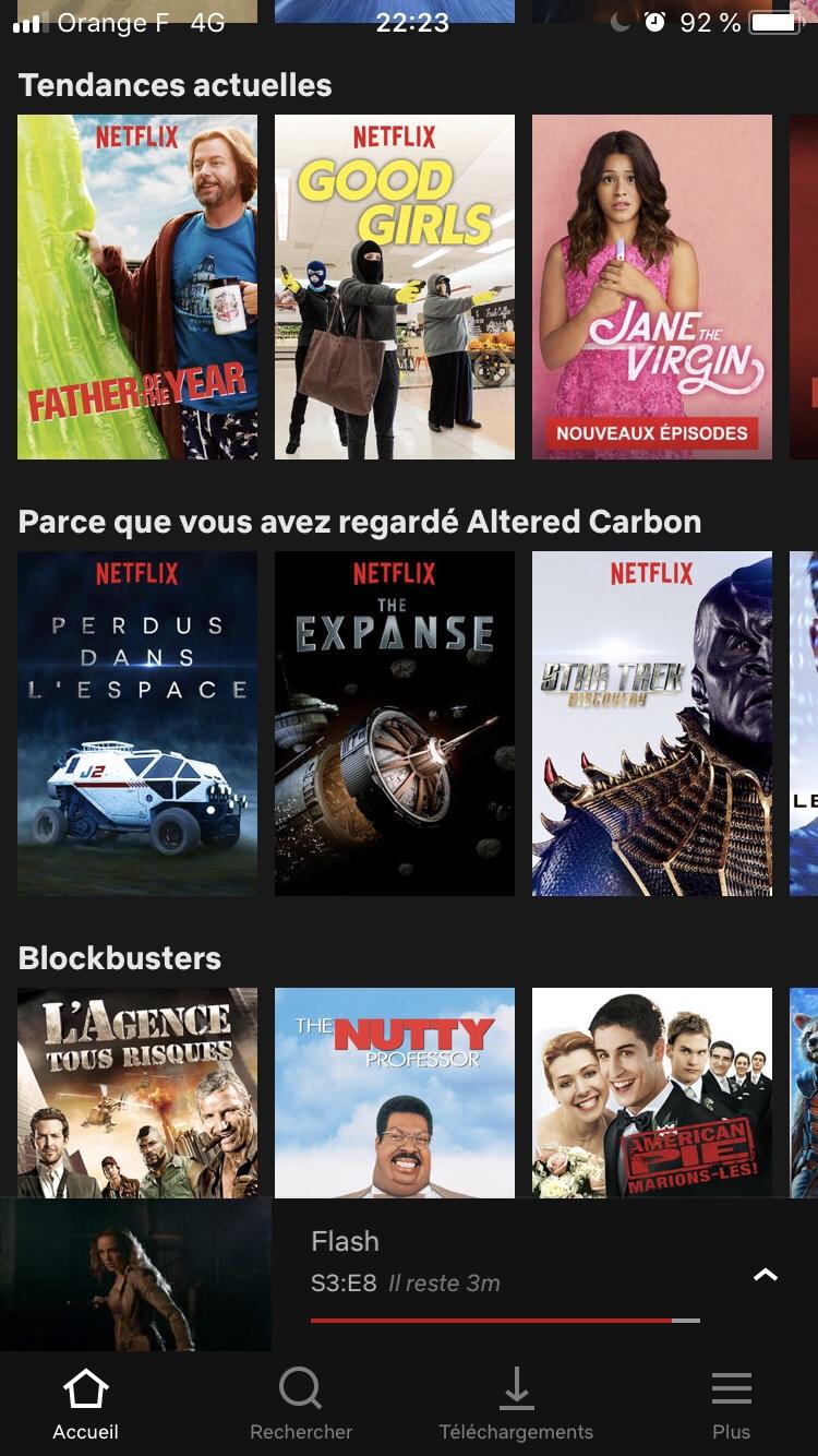 #Netflix : des séries à succès grâce au#BigData