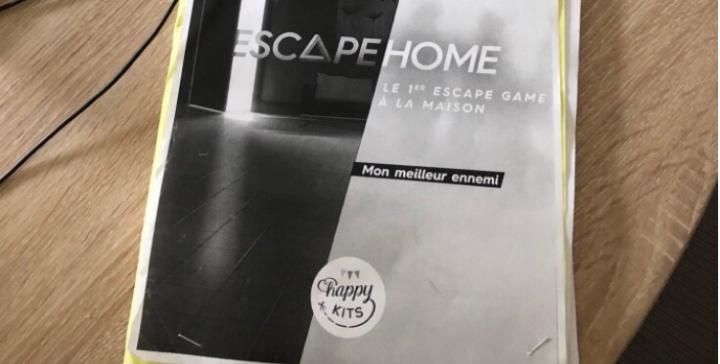 #HappyKits J'ai testé l'Escape Game chezvous