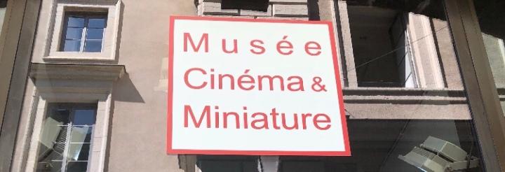 Cinéphiles, J'ai testé pour vous le musée de la miniature et du cinéma#Lyon