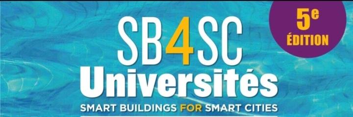 #UESB4SC Retour sur les temps forts des Universités d'Eté Smart Buildings for Smart Cities àLyon