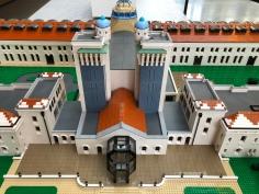 Expo Lego Ma région en briques Lyon