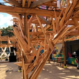Festival Kiosk La Station Mue
