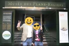 #Hololens décvouvrez une exposition en réalité augmentée au Musée des Plans-Reliefs