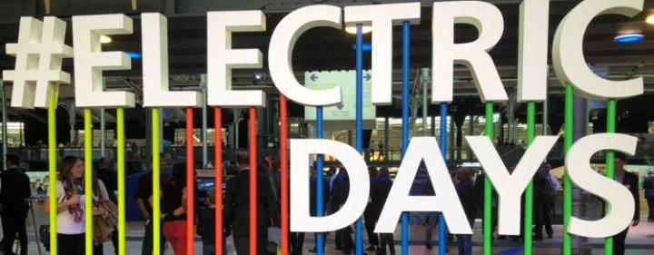 #ElectricDays Retour en images sur le RDV annuel de l'innovation électrique