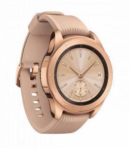 Une Samsung Galaxy Watch sans lunette rotative?