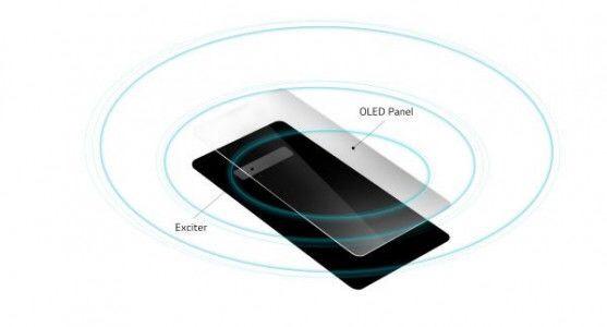 LG G8 ThinQ : un écran OLED vibrant et capable d'amplifier leson