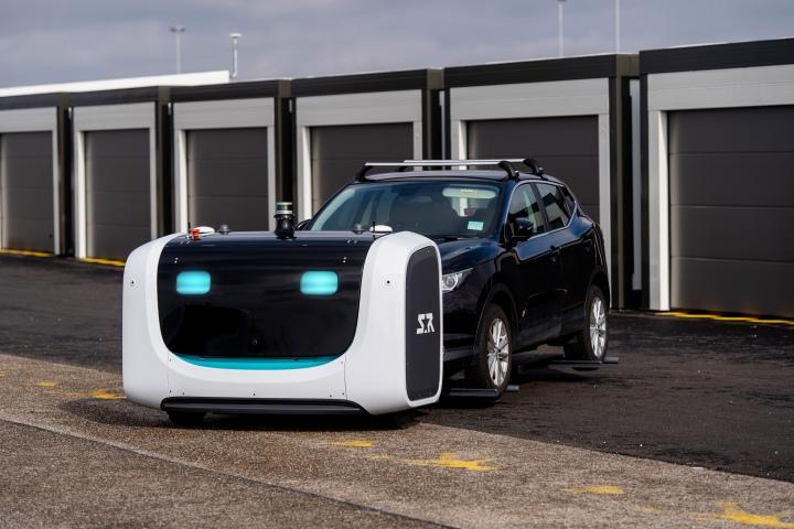 Stanley Robotics annonce l'ouverture officielle de son robot voiturier à l'aéroport deLyon