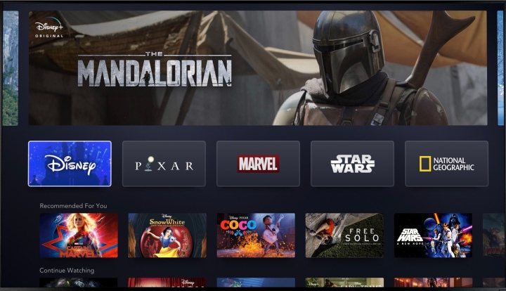 Disney arrive en force dans le streaming