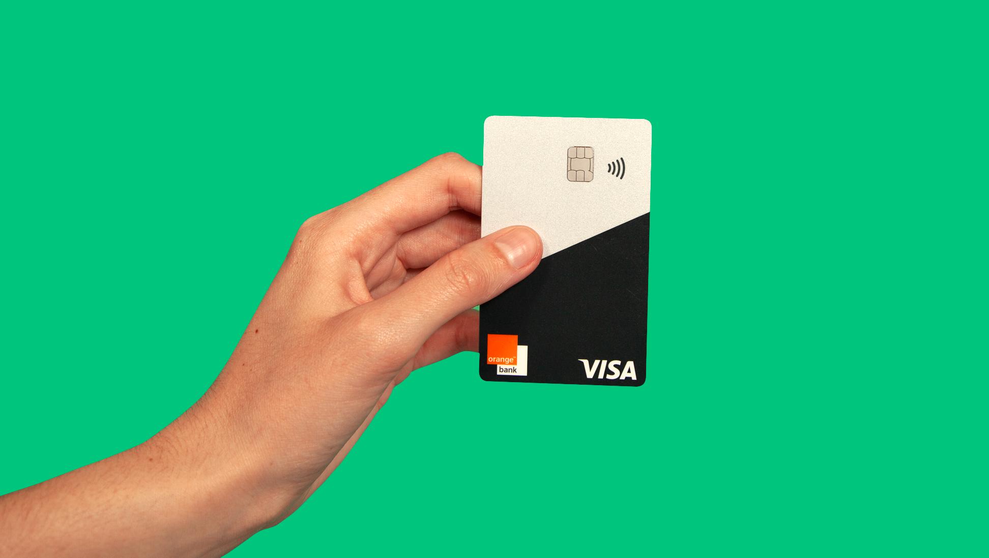 Carte Visa Premier Orange Bank.Orangebank Le Mobile Premier Moyen De Paiement Des Francais