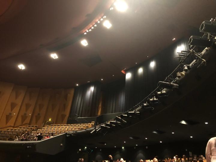J'ai teste le Ciné concert à l'auditorium : monverdict
