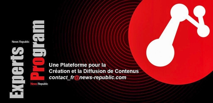 J'ai intégré le programme News Republic Experts