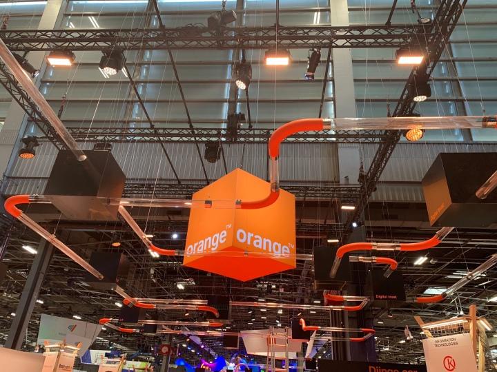 #Vivatech Petit tour d'horizon du côté de chez#Orange